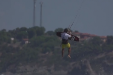 Freestyle KiteMasters - PKRA Burn Kiteboard World Cup 2013