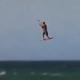 Video de saltos de Kitesurf
