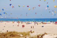 Tarifa será la primera sede europea en la que recalará el Mundial de kitesurf, los días 9 y 19 de julio