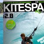 Portada Kitespain Magazine 2.8 Edición Especial