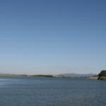 kitesurf en el Pantano del Ebro