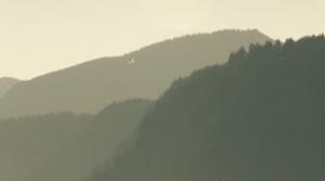 Jesse Richman. Kiteboarding a 240 metros de altura