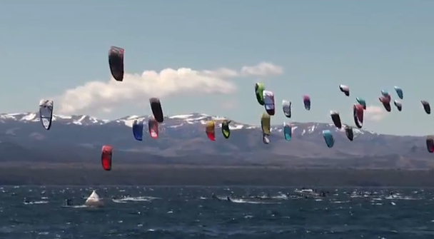 PKRA Kiteboarding World Tour - trailer 2